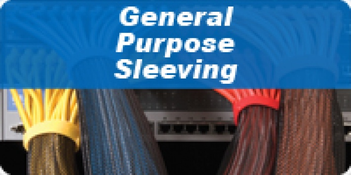 General Purpose Braided Sleeving